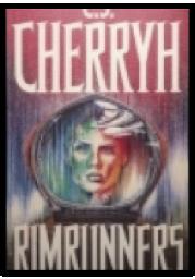 C. J. Cherryh - Serpent's Reach - Daw UE1554, '80, PB, VG+, 1st PBE